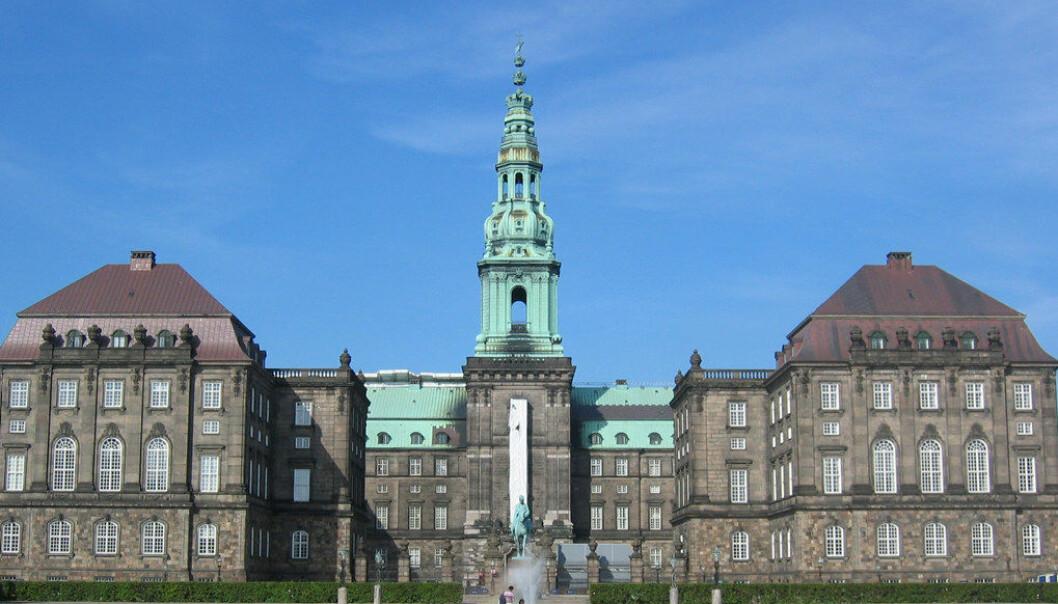 Sju av partiene i den danske Folketinget har blitt enige om et nytt skoleforlik. Foto Wikimedia Commons