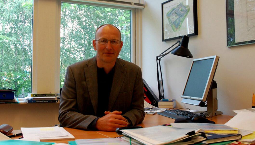 Daglig leder ved Oslo International School frykter for hva et botid-krav vil bety for rekrutteringen av lærere. Foto: Innsendt