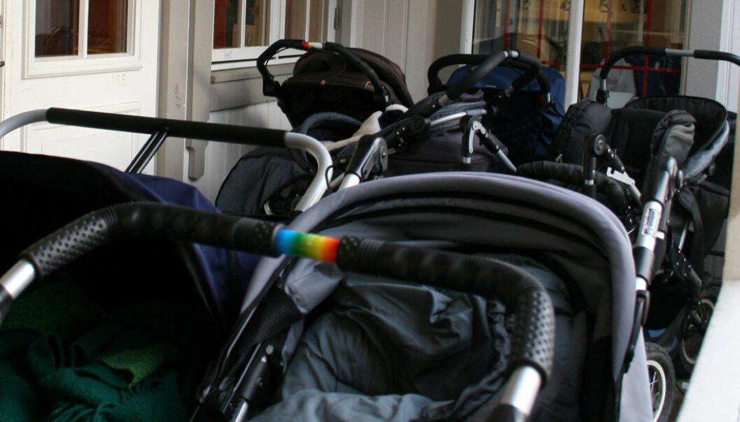 En kvinne i 40-årene er siktet for å ha bortført en baby fra en barnehage i Sverige. Motivet er ikke kjent. Arkivfoto: Utdanning