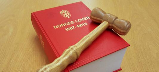 Den aller siste utgaven av Norges Lover sluttføres i disse dager og skal komme fra trykkeriet i mars. Ill. foto: Andreas Haldorsen