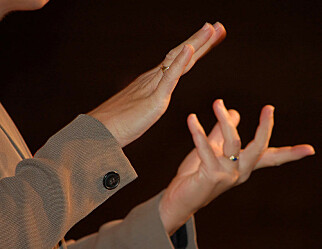 Norsk tegnspråk blir masterfag i lærerutdanningen