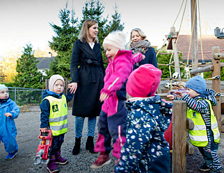 PBL: Foreldre med barn i private barnehager er mer fornøyde