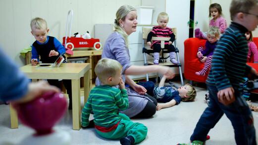 Arbeidsrettssak om barnehagelærarar blir avgjort i morgon