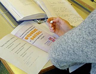 Fornyet vurderingspraksis i grunnskolen