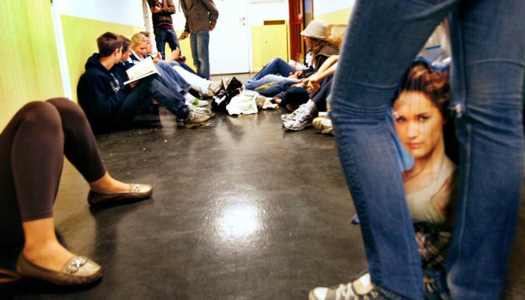 Heldagsskolen reduserer barnas fritid og mulighet til frilek og samvær med foreldre og familie, skriver Marianne Synnes (H). Arkivfoto: Utdanning