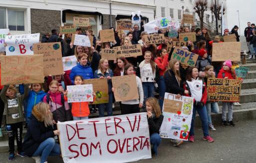 Elevenes skolestreiker mangler sidestykke i moderne historie