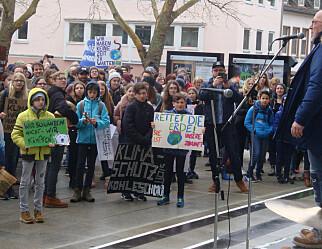 En beskjed til klimastreikende ungdommer