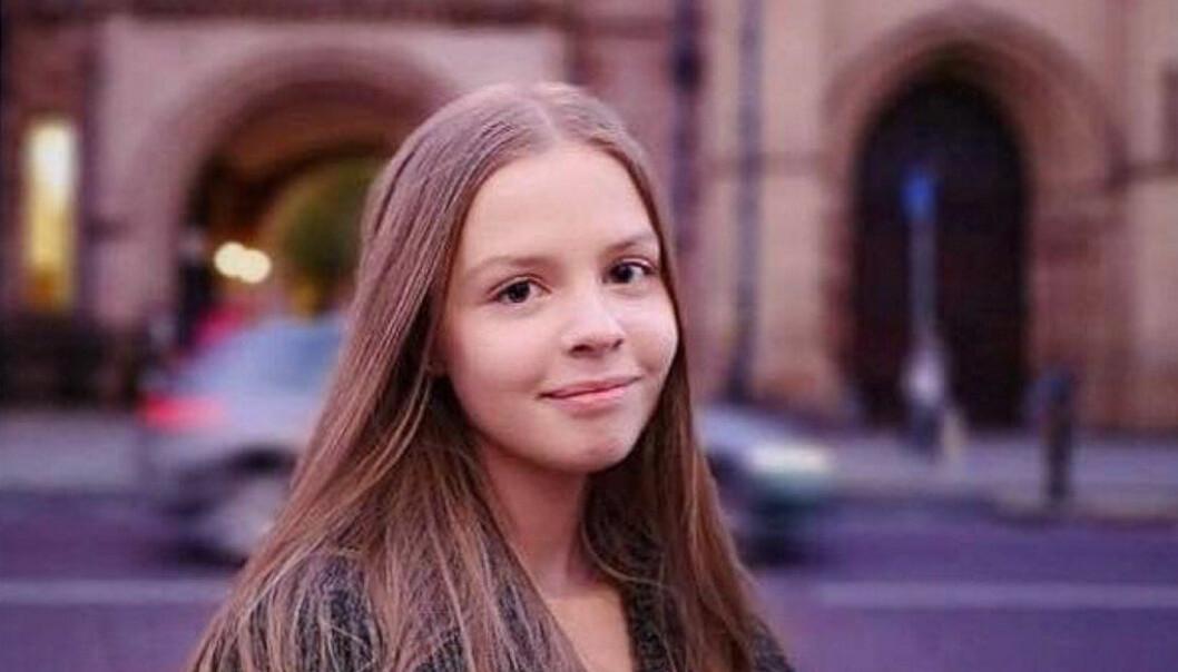 Sandra Lexander, 1. nestleder i Østfold Unge Høyre, mener ungdom heller burde jobbe for klimaet på andre måter enn å streike. Foto: Privat