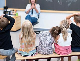 Gi norske barn leken og førskolen tilbake