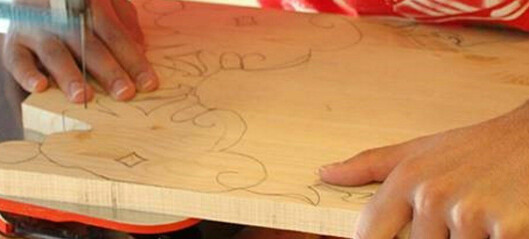 Trehåndverk i grunnskolen – ideer fra Finland