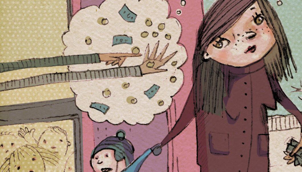 – Det på tide at barnehagen blir sett på som en like viktig utdanningsinstitusjon som skolen. Gode og gratis barnehager burde være tilgjengelig for alle. Ill.: Tone Lileng