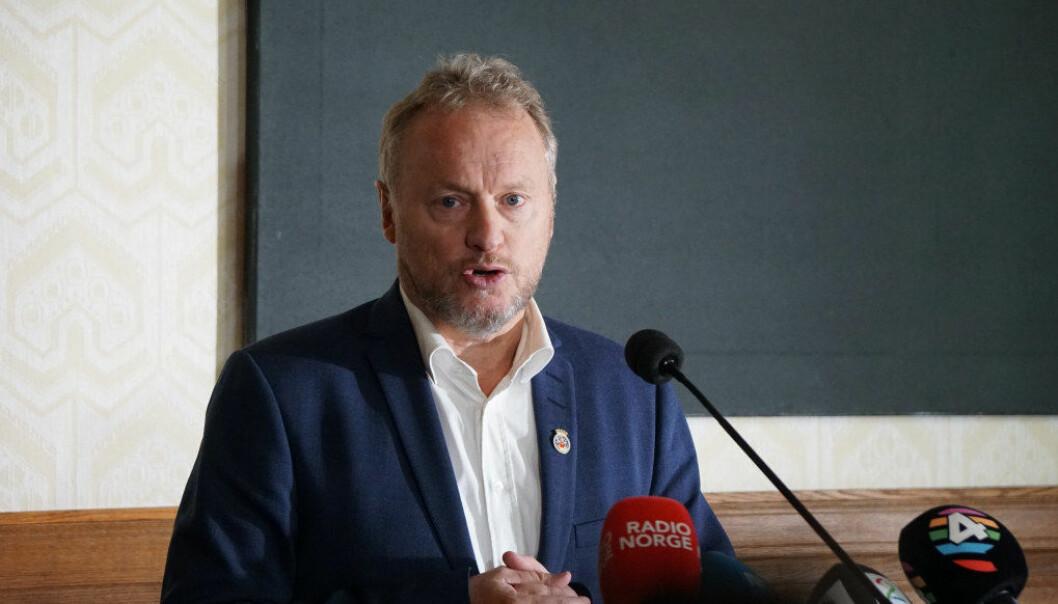 Inga Marte Thorkildsen (SV) har byrådsleder Raymond Johansens tillit etter at kommuneadvokaten har vurdert varslersakene mot henne. Foto: Marianne Ruud