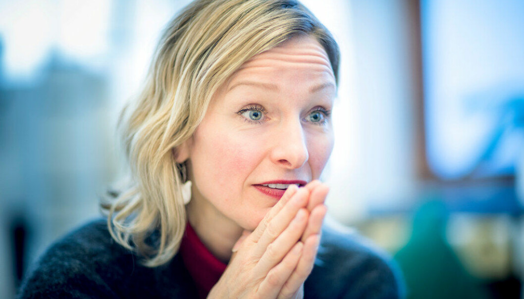 Konklusjonen i varslersakene mot byråd for oppvekst og kunnskap Inga Marte Thorkildsen (SV) presenteres fredag. Arkivfoto: Utdanning