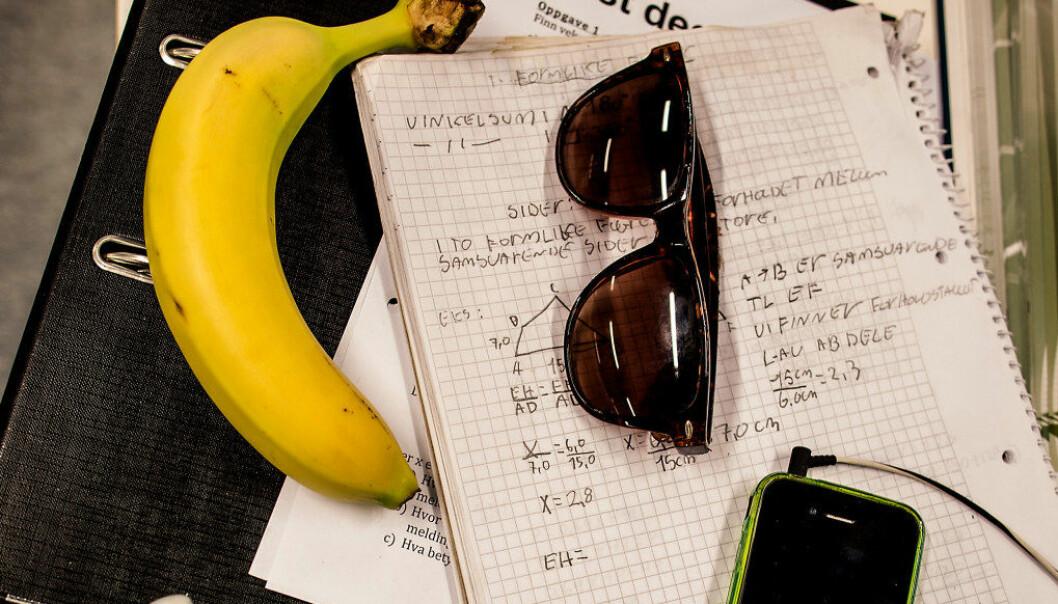 Jeg har jobbet som matematikklærer i 20 år, og har til gode å se en tentamen og eksamen som er laget slik at elever med karakteren 2 og 3 kan gå hjem og føle at de har mestret på sitt nivå. Ill.foto: Utdanning