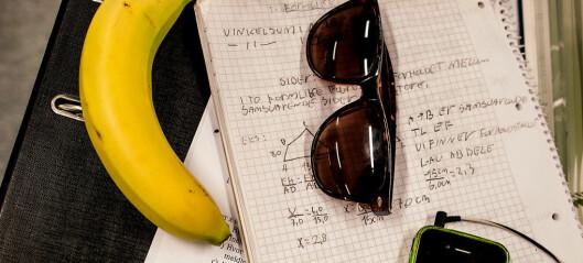 «Hva med å lage tentamen og eksamensoppgaver i matematikk som elevene har forutsetninger for å løse»