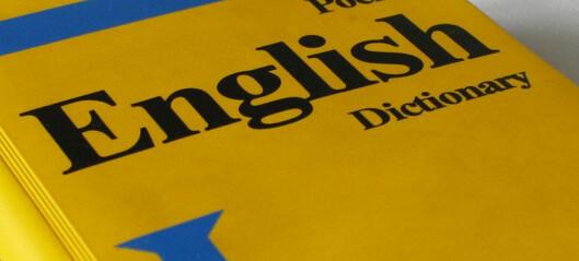 «Byt ut engelsk og norsk fordjuping med eit språkfag som gir elevane generell innsikt i språk og mykje øving i å bruke dei»