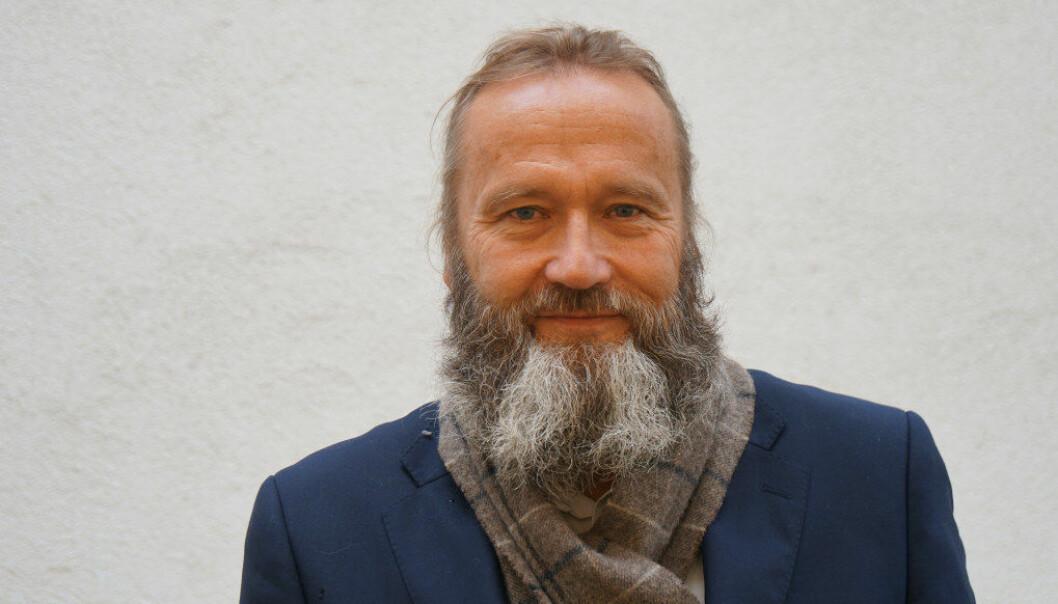 Gunnar Østgaard. Foto: Marianne Ruud
