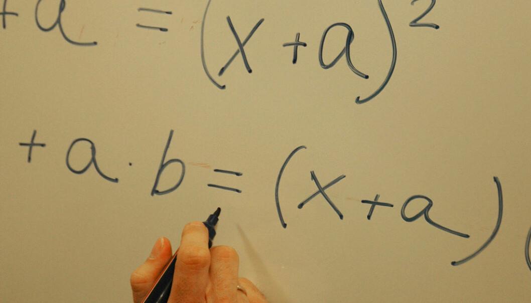 Firerkravet kan være svaret på noe, men ikke nødvendigvis hva den største utfordringen i norsk skole er. Illustrasjonsfoto: Lena Opseth.