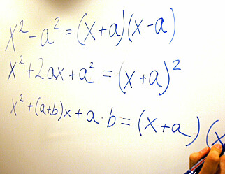 Skal det være krav om fire i matematikk – i «en ny og bedre lærerutdanning»?