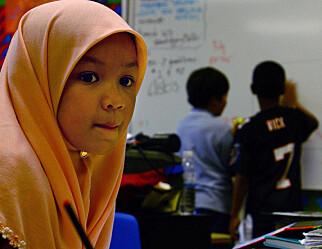 Den besværlige barne-hijaben