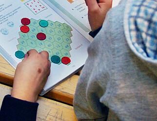 «Matematikk er ikke vanskelig, det krever bare innsats fra elevene»