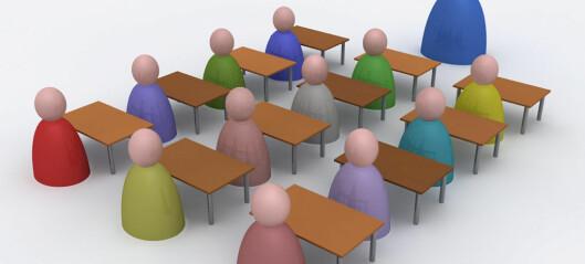 «Lønnssystemet i grunnskole, videregående, universitet og høyskole må ses i sammenheng»
