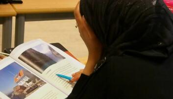 Norsk for nyankomne: Det er ikke antall timer, men kvaliteten på opplæringen som skal telle