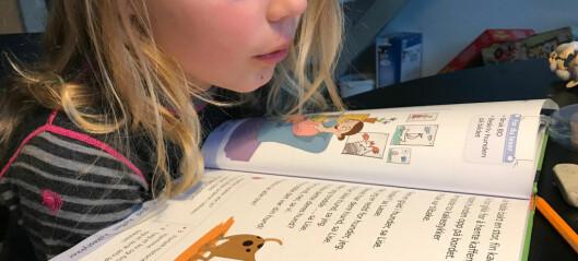 Rapport: Stor ulikhet i leseferdigheter i Norge