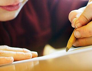 Flerspråklig skriving i skolen