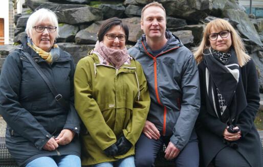 Høyt under taket for å ytre seg i Tromsø