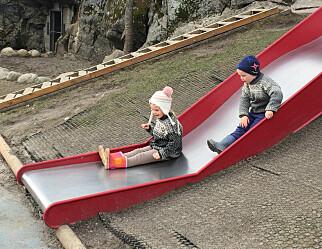 Norske 4–6 åringers trivsel i barnehagen