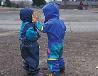 «Flere barn får problemer, og de blir tydeligere jo eldre barna blir»