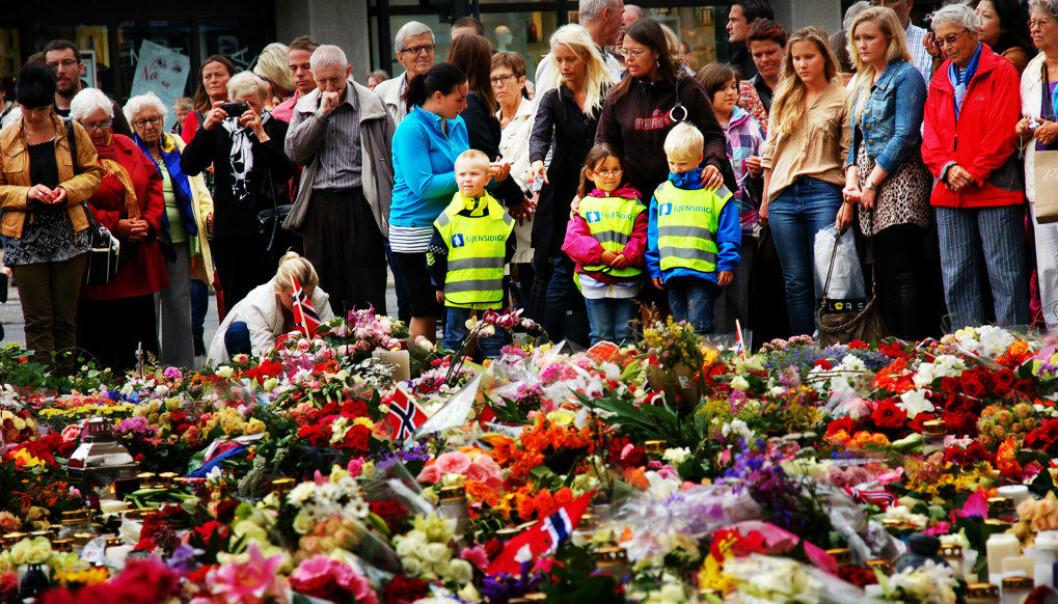 AUF-leder Mani Hussaini mener det er viktig at elevene også lærer om ideologien bak angrepet, det vil hva som motiverte terroristen Anders Behring Breivik til å utføre angrepene.  Arkivfoto: Utdanning