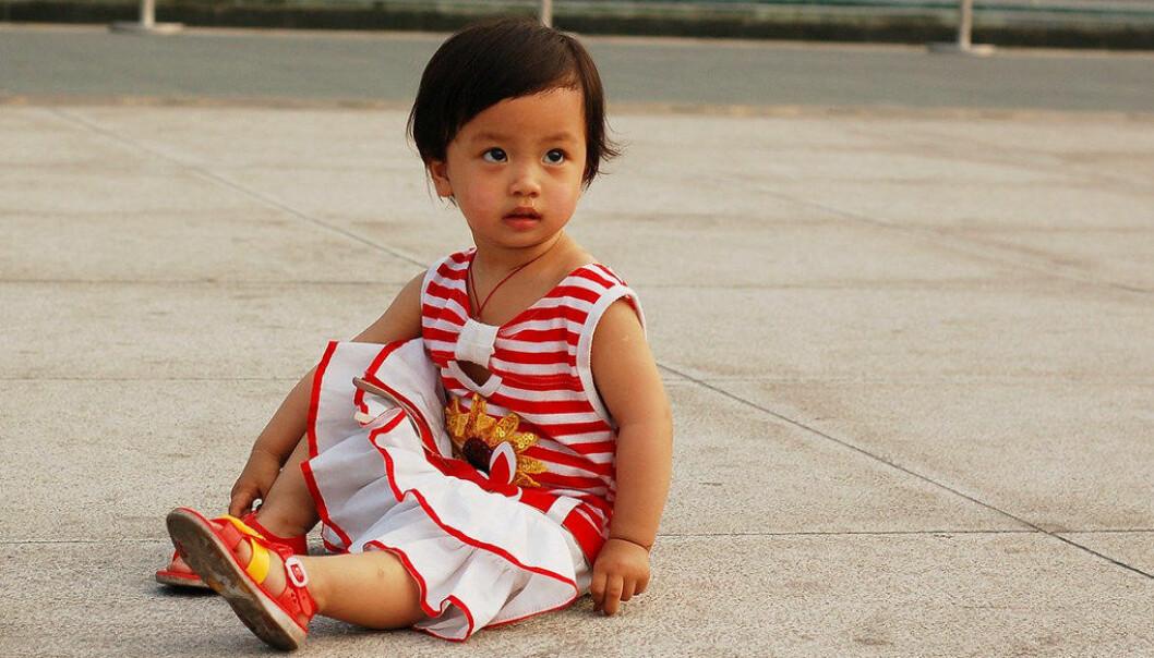 Ifølge barnehageforsker Åsta Birkeland  er den største forskjellen mellom norske og kinesiske barnehager antall barn. I Kina er barnegruppene mye større. Ill.foto: missbiss, Free Images
