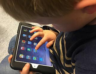 Nettbrett i skolen: Foreldre må ta regningen ved skader
