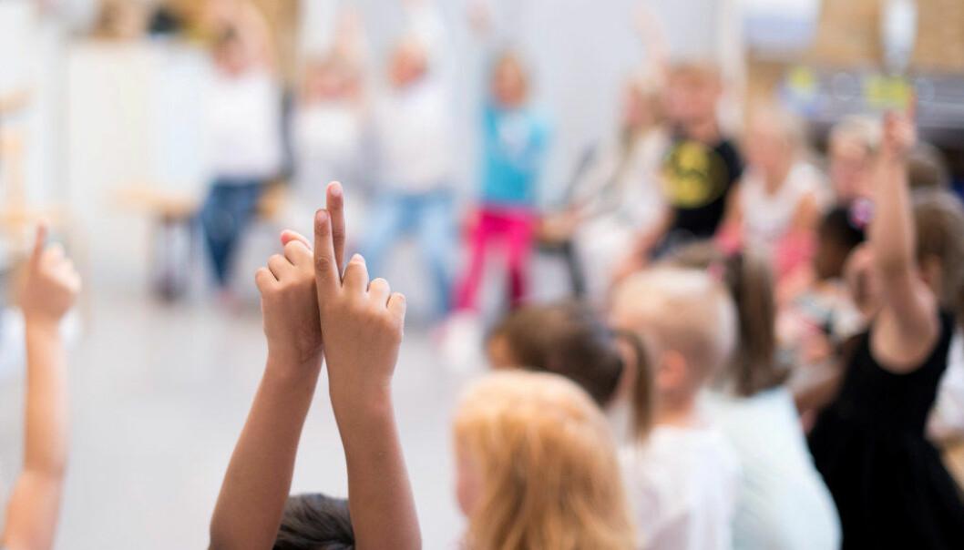 Både faglig svake og sterke elever får bedre resultater av økt undervisning, viser dansk forskning. Arkivfoto: Utdanning