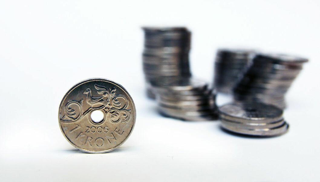 Ansatte i private PBL-barnehager får en lønnsøkning på linje med sammenlignbare lønnsoppgjør tidligere i år. Foto: Jørgen Jelstad.