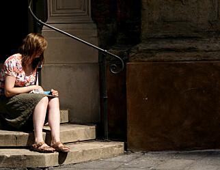Fortsatt øker andelen studenter med psykiske problemer