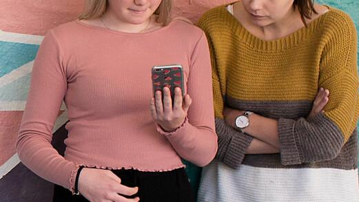 Franske skolebarn må klare seg uten mobil