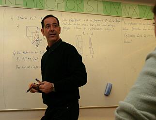 Tøff konkurranse om svenske lærere