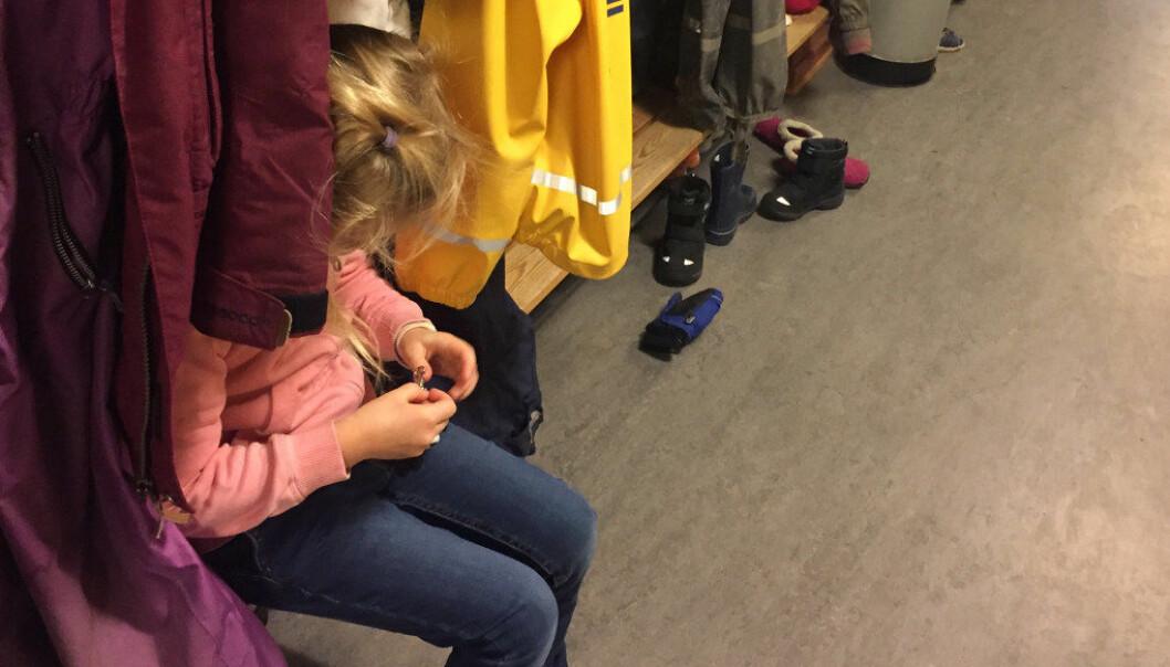 Barneombud Inga Bejer Engh mener fylkesmennene har en lang vei å gå for å sikre alle barn god nok hjelp til rett tid i mobbesaker. Foto: Paal Svendsen