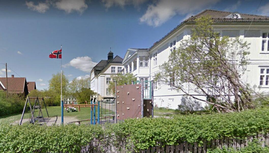 Stadig flere foreldre i Oslo ønsker tilbud om spesialskole for barna sine, ifølge tall fra Utdanningsetaten. På bildet: Ullevålsveien skole. Foto Google
