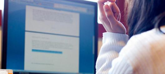 Treg start for digitale læremidler i grunnskolen
