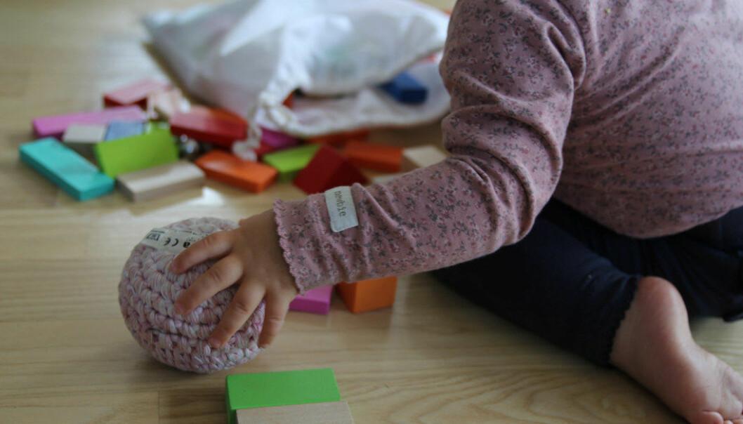 Kunnskapsdepartementet ber fylkesmennene om å undersøke økonomien i flere barnehageselskap etter en barnehagerapport fra revisjonsfirmaet BDO i mai. Illustrasjonsfoto: Inger Stenvoll.