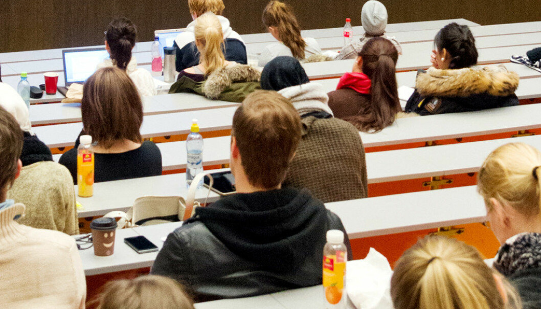 – Når flere blir avhengige av jobb og økonomisk hjelp fra familie for å kunne studere, utfordrer dette prinsippet om lik rett til utdanning, sier Nina Sandberg, Arbeiderpartiets talsperson for høyere utdanning og forskning. Arkivfoto: Utdanning