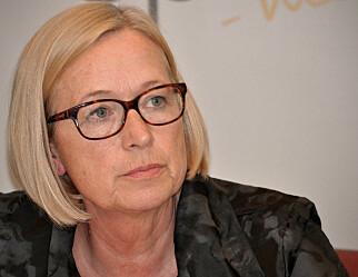 Marit Arnstad utfordret Sanner om rektorkontraktene