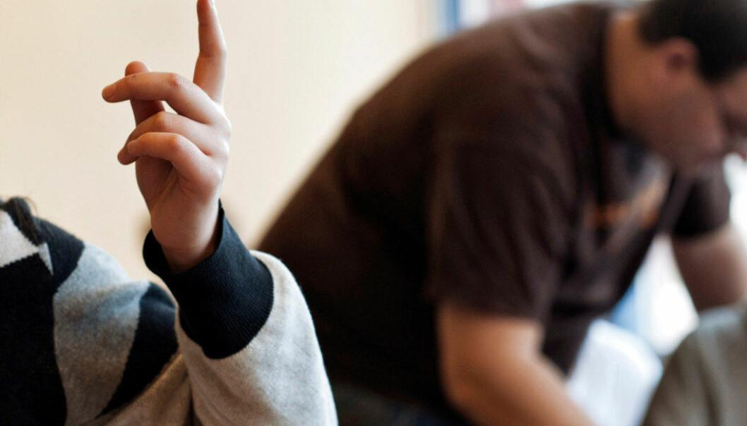 – Effekten av gode lærere blir styrket når flere ulike faggrupper jobber sammen rundt elevene. Den nye lærernormen kan potensielt svekke dette, Skolesjef Jørn Pedersen i Stavanger kommune. Arkivfoto: Utdanning
