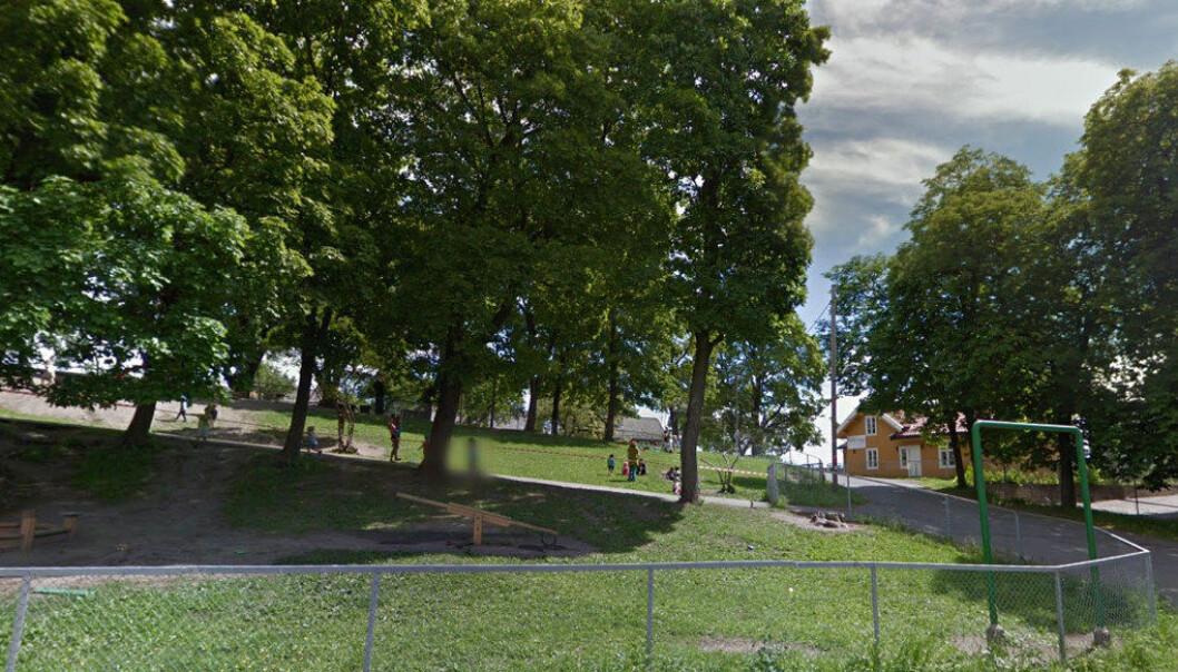 Torshovhagen barnehage ligger i Oslo. Foto: google