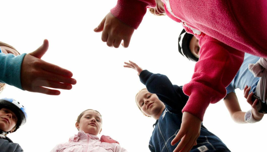 SV er bekymret for barn som utestenges fra SFO fordi foreldrene har betalingsvansker og vil ha lovfestet rett til skolefritidsordningen (SFO). Arkivfoto: Utdanning