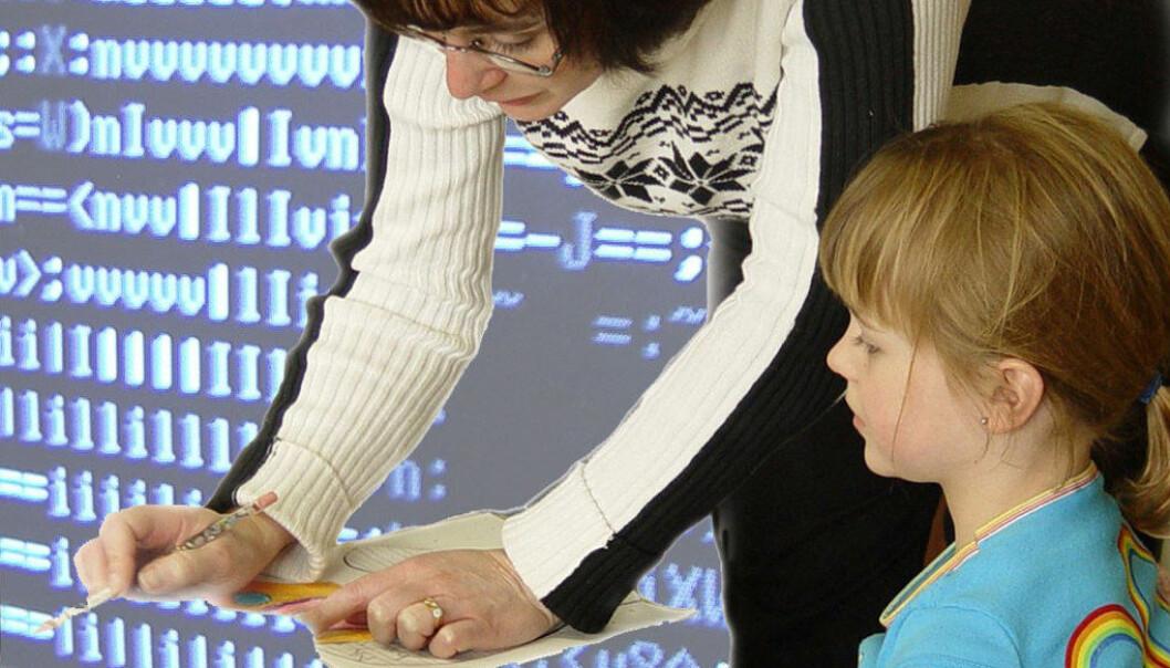 Å ta i bruk klasseromssimulator kan være et grep for å  støtte nye læreres utvikling i yrket. Ill.foto: Dan MacDonald, Free Images